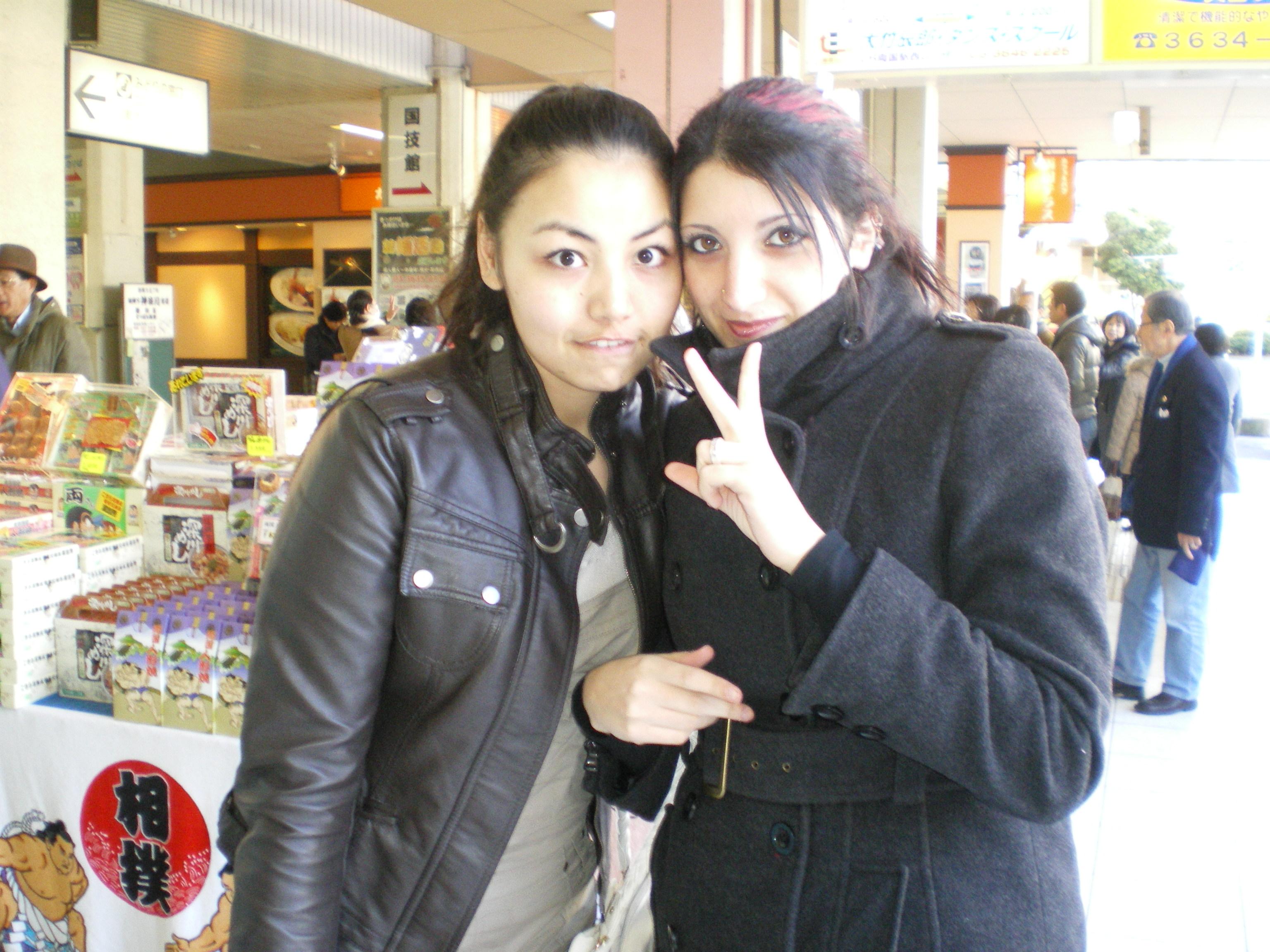 Moi et Sumai