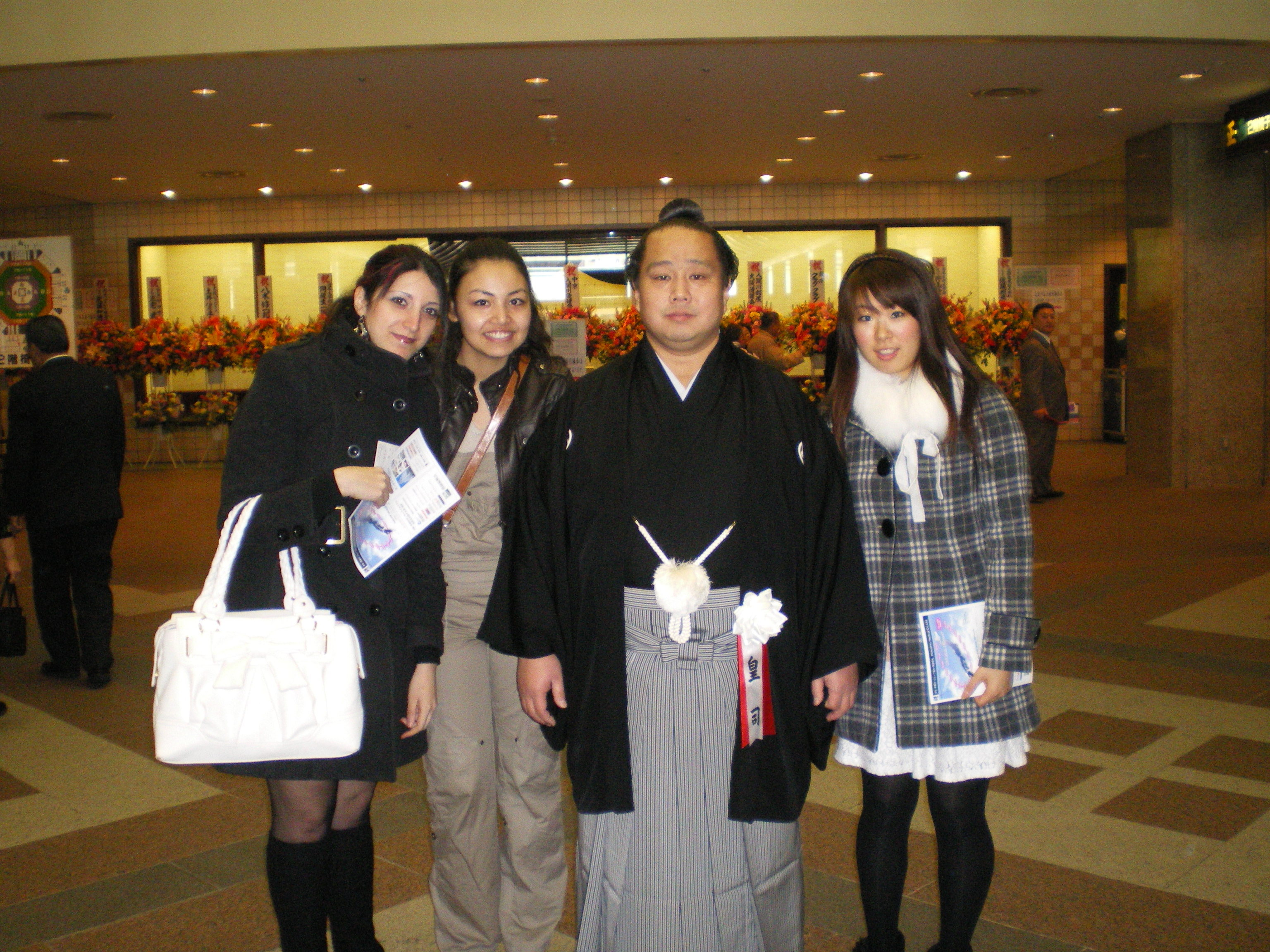 Nous et Otsuka-san